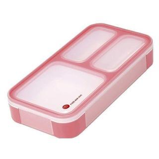 送料無料★シービージャパン 弁当箱 薄型 フードマン 400ml ◆ピンク