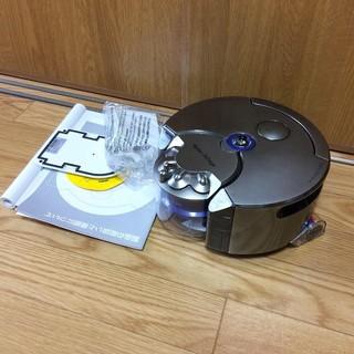 Dyson - 未使用品 dyson 360eye RB01NB ロボット掃除機