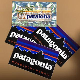 パタゴニア(patagonia)のパタゴニア ステッカー ハワイ シール(シール)