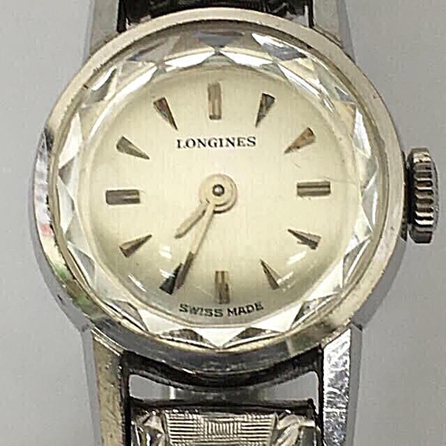グッチ バッグ 花柄 、 LONGINES - 鑑定済み 正規品 ロンジン LONGINES 手巻き 腕時計 送料込みの通販 by 和's shop|ロンジンならラクマ