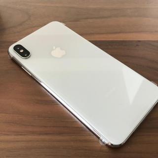 iPhone - SIMロック解除可能!新品★ iPhone Xs Max★ シルバー★ ドコモ
