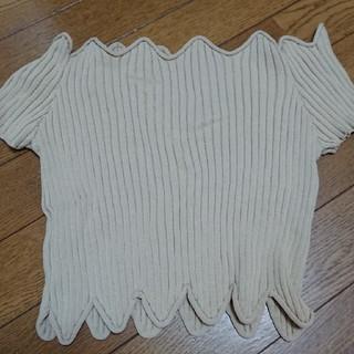 シールームリン(SeaRoomlynn)のシールームリン オフショル(カットソー(半袖/袖なし))