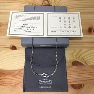 Maison Martin Margiela - Bunney Chain w/Curb Clasp Lネックレスチェーン