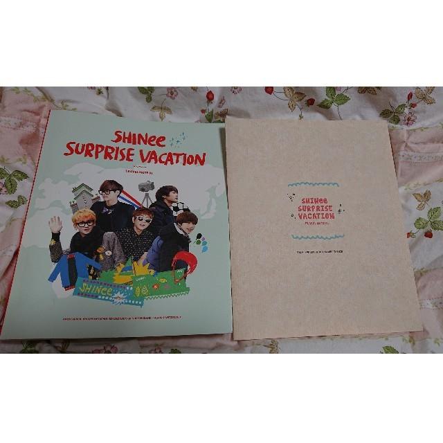 SHINee(シャイニー)のSHINee SURPRISE VACATION ある素敵な日 エンタメ/ホビーのCD(K-POP/アジア)の商品写真