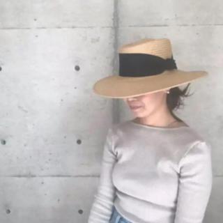 DEUXIEME CLASSE - ☆特価☆【即完売】ella_selectshop paper hat beige