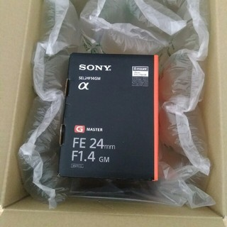 SONY - ソニー SONY FE 24mm F1.4 GM SEL24F14GM