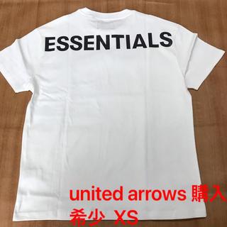 フィアオブゴッド(FEAR OF GOD)のFEAR OF GOD ESSENTIALS SS BOXY TEE XS (Tシャツ/カットソー(半袖/袖なし))