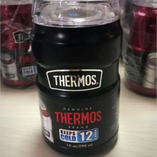THERMOS - 日本未発売 THERMOS  保冷缶ホルダー 350ml用 ミッドナイトブルー