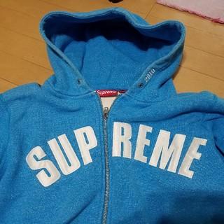 Supreme - SupremeThrmalZipupHoodie☆