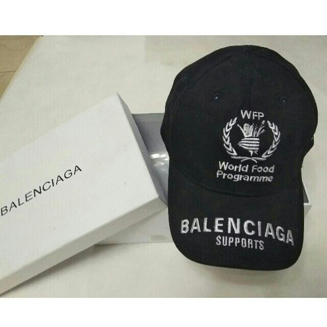 Balenciaga(バレンシアガ)のたけし'S専用 BALENCIAGA バレンシアガ   キャップ メンズの帽子(キャップ)の商品写真