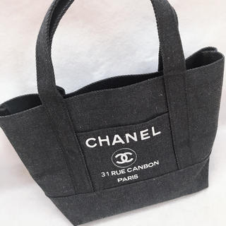 CHANEL - CHANEL デニム トートバッグ