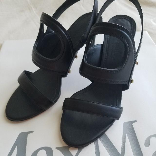 Max Mara(マックスマーラ)のMax Mara美品サンダル レディースの靴/シューズ(サンダル)の商品写真
