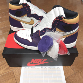 NIKE - NIKE SB AIR JORDAN 1 RETRO HIGH