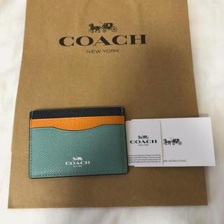 COACH - コーチ カードケース