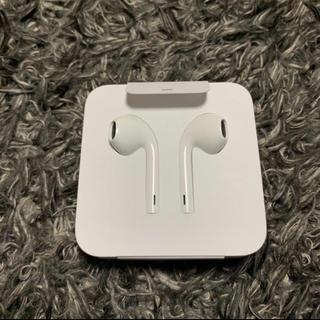 Apple - iPhone X純正イヤフォン