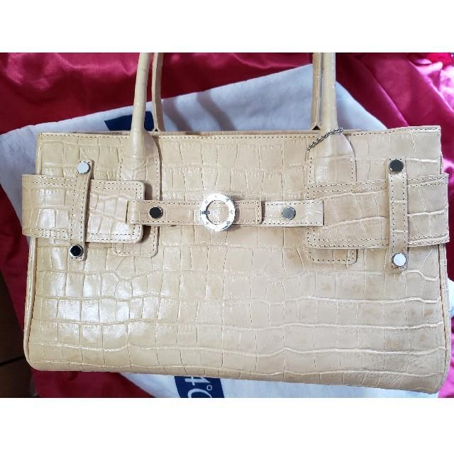 4℃(ヨンドシー)の4°C ハンドバッグ レディースのバッグ(ハンドバッグ)の商品写真
