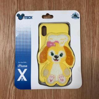 Disney - 香港ディズニー限定 クッキーiPhoneケース