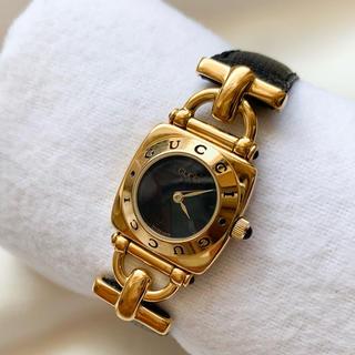 Gucci - 【稼働品】【良品】GUCCI◆ビンテージ◆レディース 腕時計