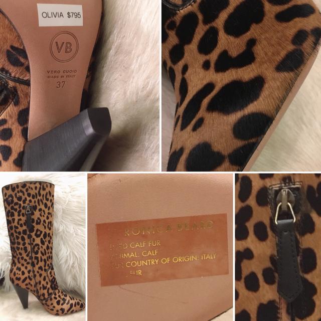 MANOLO BLAHNIK(マノロブラニク)の【新品】完売品✳︎2019秋冬プレタポルテ✳︎ベロニカベアード レディースの靴/シューズ(ブーツ)の商品写真
