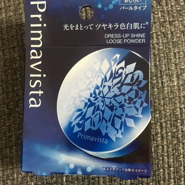 Primavista(プリマヴィスタ)のプリマヴィスタ 化粧もち実感 おしろいc パールタイプ コスメ/美容のベースメイク/化粧品(フェイスパウダー)の商品写真