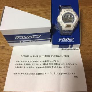 ジーショック(G-SHOCK)の【500本限定】RAYS x G-SHOCK (腕時計(デジタル))