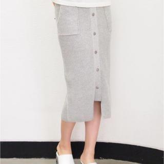 MURUA - MURUA サマーニット スカート