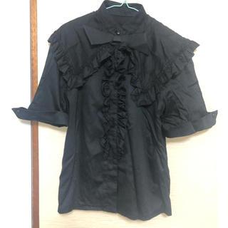 クリスチャンディオール(Christian Dior)のクリスチャンディオール ブラウス(シャツ/ブラウス(半袖/袖なし))