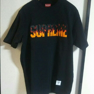 Supreme - Supreme  Flame top