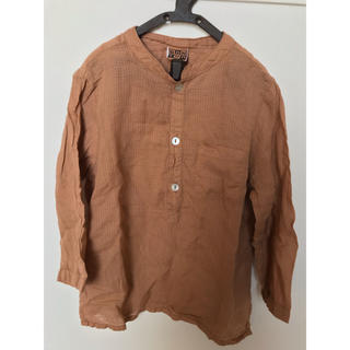 Bonpoint - BONTON ロングシャツ 86cmぐらい