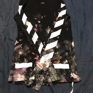 オフホワイト(OFF-WHITE)のoff-white ギャラクシー(Tシャツ/カットソー(七分/長袖))