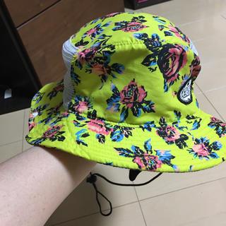 ラスティ(RUSTY)のプール、海水浴、キャンプ用帽子(マリン/スイミング)