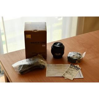 Nikon レンズ AF-S DX NIKKOR 35mm f/1.8G 超美品