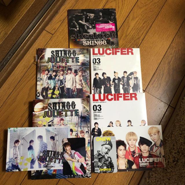 SHINee(シャイニー)のSHINee エンタメ/ホビーのCD(K-POP/アジア)の商品写真