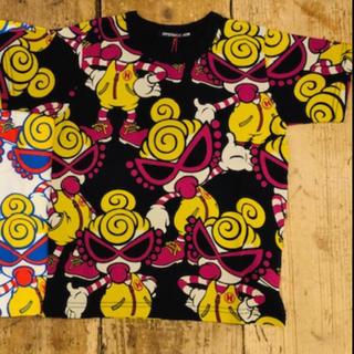 HYSTERIC MINI - ヒステリックミニ  HGMG原宿 夏祭り限定 Tシャツ 100