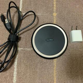 iPhone - ワイヤレス充電器