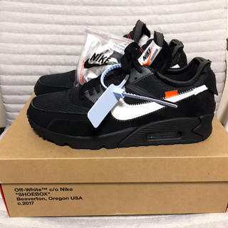 NIKE - The ten エアマックス90 nike off white Supreme