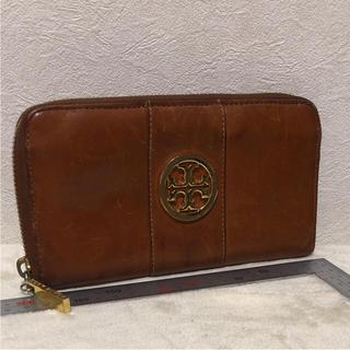 トリーバーチ(Tory Burch)のトリーバーチ ラウンドジップ 長財布(財布)