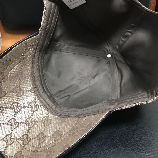 Gucci(グッチ)の男女兼用 GUCCI キャップ 帽子 メンズの帽子(キャップ)の商品写真