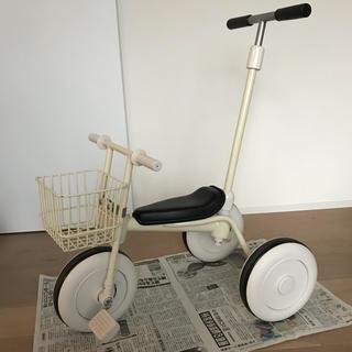 ムジルシリョウヒン(MUJI (無印良品))の送料込 無印良品 三輪車(三輪車)