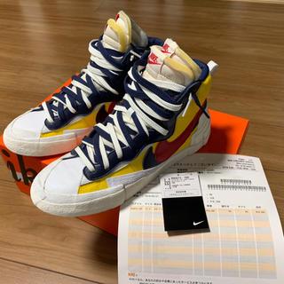 sacai - Nike × Sacai Blazer Mid ブレーザー ミッド サカイ