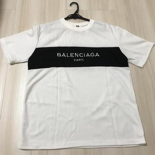 Balenciaga - BALENCIAGA 刺繍 シャツ バレンシアガ