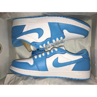 ナイキ(NIKE)のNIKE SB AIR JORDAN 1 LOW QS UNC 27.5(スニーカー)