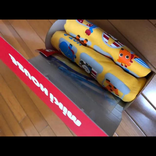 HOT BISCUITS(ホットビスケッツ)のミキハウス ホットビスケット 80.120サイズトレーナーセット キッズ/ベビー/マタニティのベビー服(~85cm)(トレーナー)の商品写真