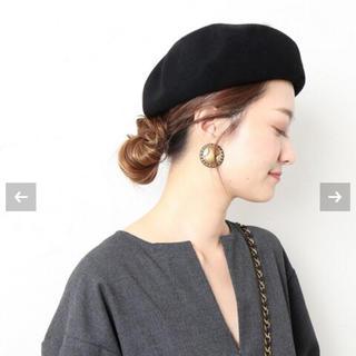 IENA - 美品 La Maison de Lyllis ベレー帽 ラ メゾン ド リリス