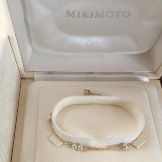 MIKIMOTO - ミキモト    ブレスレット