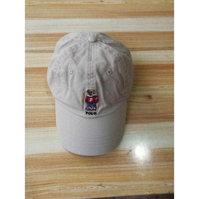 POLO RALPH LAUREN(ポロラルフローレン)の新品ラルフローレン ベアー キャップ polo メンズの帽子(キャップ)の商品写真
