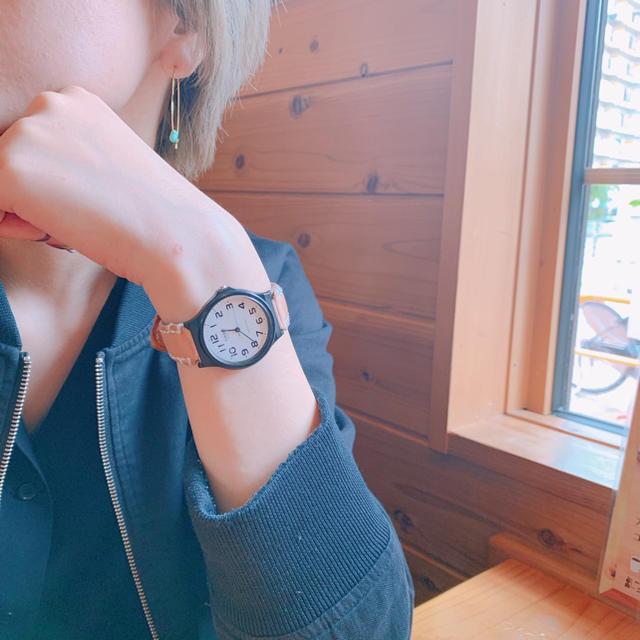 CASIO - [セミオーダー]CASIO MQ24×栃木レザー総手縫の通販 by Beard-Bear's shop|カシオならラクマ