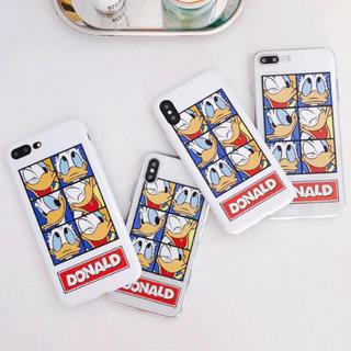 Disney - ドナルド iPhoneケース