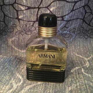 アルマーニ(Armani)の男性用香水 アルマーニ/プールオム EDT SP 残量約35ml(香水(男性用))
