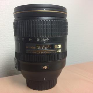 Nikon - AF-S NIKKOR 24-120 f4 G VR ED